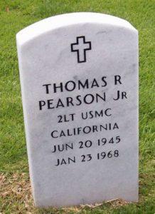 Pearson, Tomas Rickard