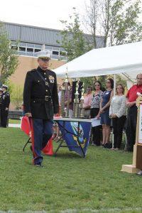 Maj Lester E. Amick III, CO NJROTC 24 yrs.
