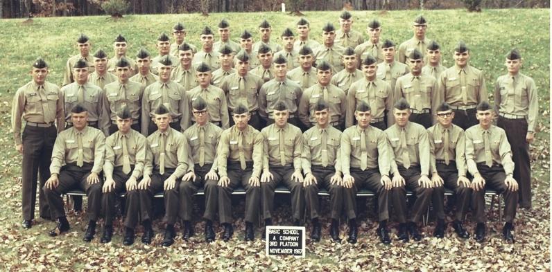 3rd Platoon Photo