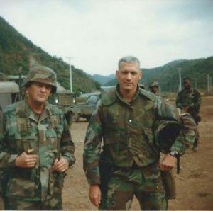 McKELLIGON: Jim McKelligon Viet Nam