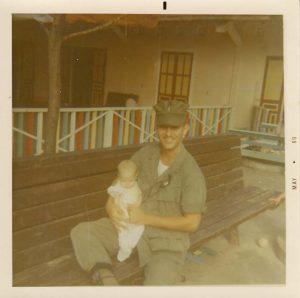 PURVIS: Lt Purvis Da Nang orphanage